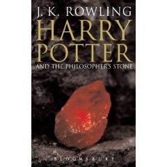 小説「ハリー・ポッターと賢者の石(2001)」